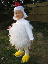 Big Kid Halloween Costumes Chicken Wins Big Kids U0027 Halloween Costume Contest