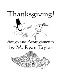 thanksgiving songs for thanksgiving programs and