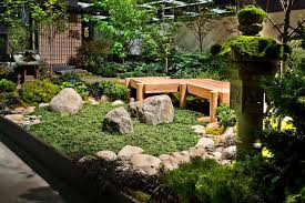 Small Backyard Rock Gardens Excellent Backyard Japanese Garden Photo Decoration Ideas Andrea
