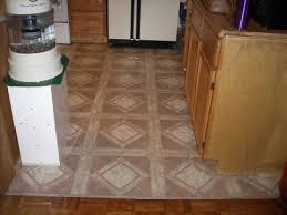 change your kitchen floor inexpensively with vinyl tiles
