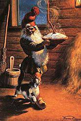 culture traditions legend of the nisse and the tomte