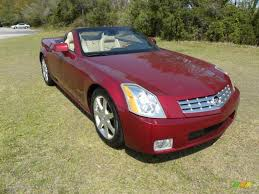 cadillac xlr colors 2007 infrared cadillac xlr roadster 27625015 gtcarlot com car