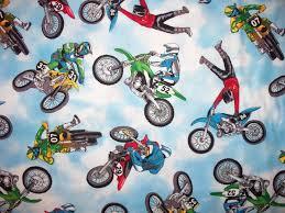 2nd hand motocross bikes motocross racing motorcycle cotton fabric 2 99 via etsy