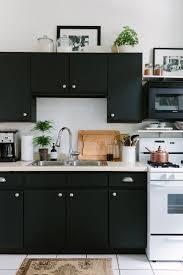 Black Kitchen Cabinets Pictures Best 25 Black Kitchen Decor Ideas On Pinterest Modern Kitchen