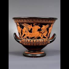 Euphronios Vase Scenes From Homer U0027s U0027the Iliad U0027 In Ancient Art Oupblog