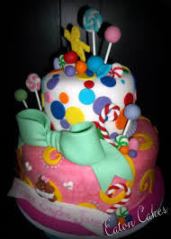 my first diaper cake made for my friend u0027s candy land themed baby