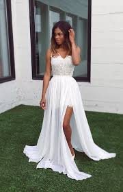 white party dresses prom dresses 2017 white party dresses with appliques