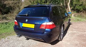 used 2007 bmw e60 5 series 03 10 535d m sport touring for sale