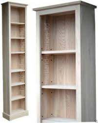 cottage tall narrow bookcase with drawer cottage home for the