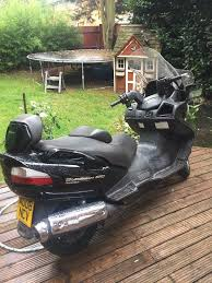 suzuki burgman 650 executive in beckton london gumtree