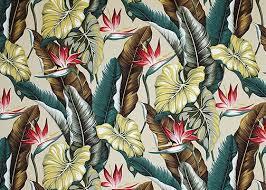 Upholstery Fabric Hawaii 165 Best Tiki Caliente Aloha Hawaii Polynesian Style