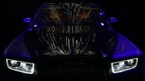 the new 2018 rolls royce phantom trailer automototv deutsch