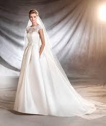 robe de mariã e pronovias pronovias wedding dresses style osasun meridith