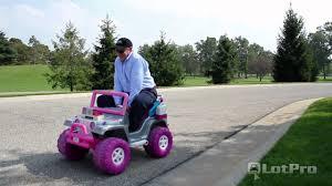 barbie jeep power wheels 90s lotpro funny jeep wrangler review parody barbie jeep 4x4 review