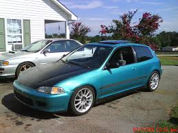1993 honda si eg civic si for sale inman south carolina