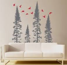 Tree Wall Decals For Living Room Contemporary Wall Decal Perfect Choice For Any Room In Your Home