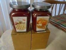 home interiors candles baked apple pie home interiors décor candles ebay
