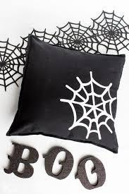 go batty for these cute halloween decorative pillows