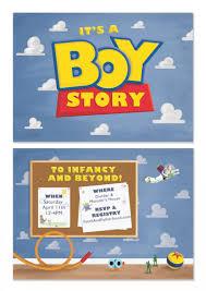 toy story baby shower invitations u2013 frenchkitten net