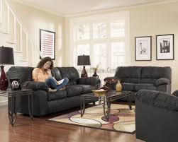 ashley furniture sofa sets sofa set dominator black upholstery signature design by ashley furniture