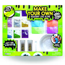 kids crafts make your own slime diy kit our crafty mom