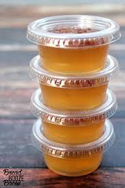 bacon bourbon apple jello shots recipe jello shots jello and
