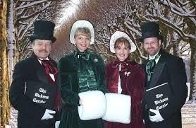 christmas carolers the dickens carolers of portland oregon christmas carolers