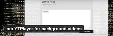wp themes video background video backgrounds for wordpress when and how to add them to your