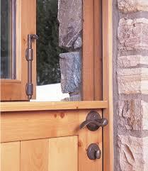 Patio Door Accessories by Tear Drop Dead Bolt Db506 Rocky Mountain Hardware