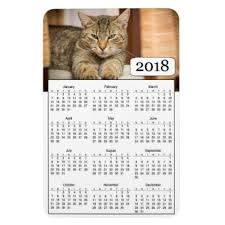personalized cat gifts 2018 calendar personalized cat photo magnet petgifts pet
