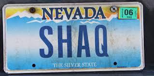 Vanity Plate Nevada Drivers Love Their Vanity Plates U2013 Las Vegas Review Journal