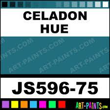 celadon artists colors acrylic paints js596 75 celadon paint