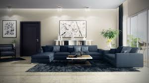Designer Sofas For Living Room Relaxing Living Rooms With Gorgeous Modern Sofas Blue Sofa