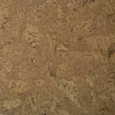 Natural Floors Locking Natural Cork Heritage Mill Natural Fossil Plank 13 32 In Thick X 11 5 8 In