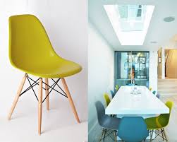 eames style chair furniture amazing dining chairs eames style photo chairs colors