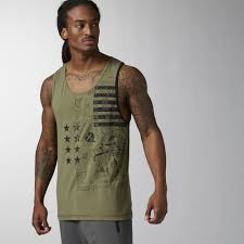 cool green products reebok crossfit cool soul burnout tank green crossfit store