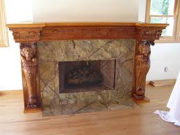 custom fireplace mantels u2014 interior home design wonderful