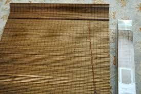 Wooden Roman Shades Roman Shade For Patio Door Handballtunisie Org