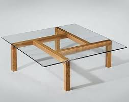 glass coffee table with wood base wood and glass coffee table cherry beading design metal frame glass
