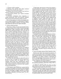 iii characteristics and technologies of driverless vehicles a