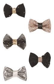 primark hair accessories marvelous 5 pack mini glitter bow hair for primark