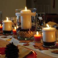 Centerpieces For Christmas by Blurred Glass Vase Decorations Centerpieces For Christmas Dining