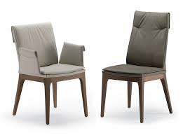 Modern High Back Armchair Tosca Modern Dining Chair By Cattelan Italia Dining Chairs Dining