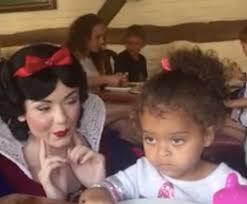 Snow White Meme - the snow white asking a little girl to smile meme perfectly