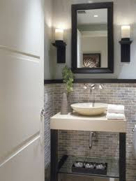 Houzz Powder Room Small Half Bathroom Design Best Powder Room Design Ideas Remodel
