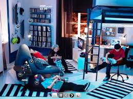 Amazing Dorm Rooms - fabulous trendy blue boys room photos designs pictures projects