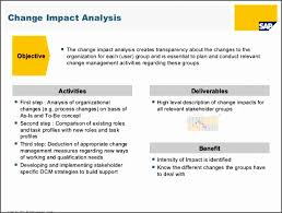 impact analysis document template 1aacg luxury 10 business impact