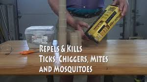 Spray For Ticks In Backyard Rid Your Yard Of Ticks Prevent Lyme Disease With Permethrin