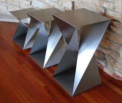 Emejing Table Metal Design Images Justicious Justicious - Metal table base designs