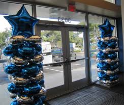party people event decorating company chase bank grand opening